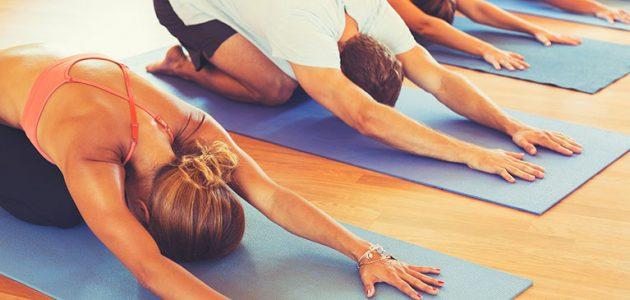 Simply Yoga (16:45-17:45)